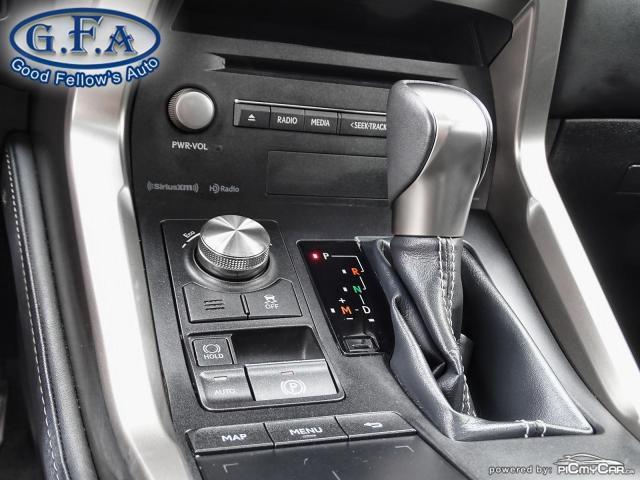 2018 Lexus NX EXECUTIVE PKG, AWD, NAVI, REARVIEW CAMERA, SUNROOF Photo17