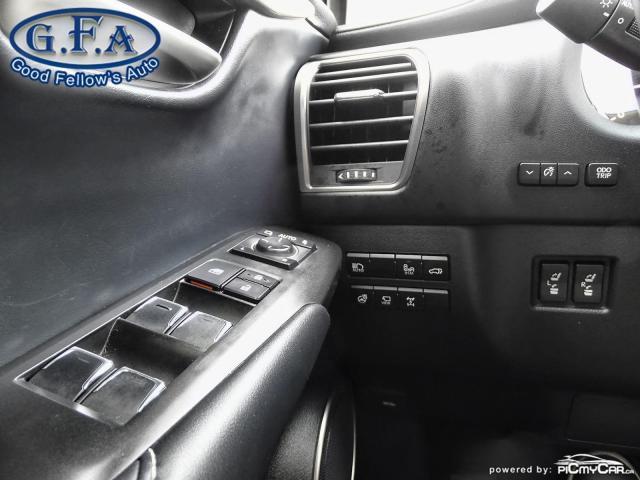 2018 Lexus NX EXECUTIVE PKG, AWD, NAVI, REARVIEW CAMERA, SUNROOF Photo19