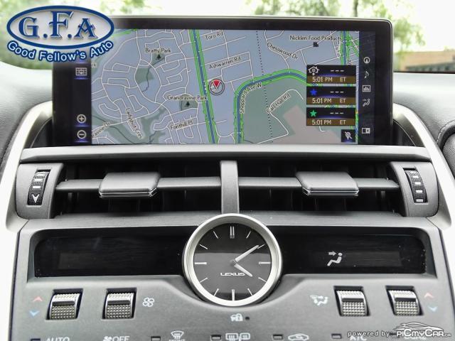 2018 Lexus NX EXECUTIVE PKG, AWD, NAVI, REARVIEW CAMERA, SUNROOF Photo21