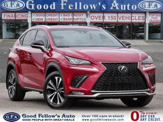 Used 2018 Lexus NX F SPORT3, LEATHER SEATS, SUN ROOF, NAVIGATION, LDW for sale in Toronto, ON