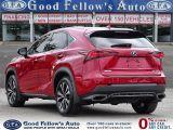 2018 Lexus NX F SPORT3, LEATHER SEATS, SUN ROOF, NAVIGATION, LDW Photo29