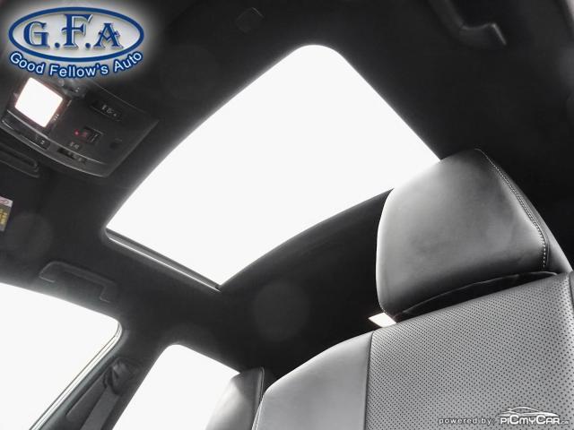 2018 Lexus NX F SPORT3, LEATHER SEATS, SUN ROOF, NAVIGATION, LDW Photo7