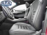2018 Lexus NX F SPORT3, LEATHER SEATS, SUN ROOF, NAVIGATION, LDW Photo32