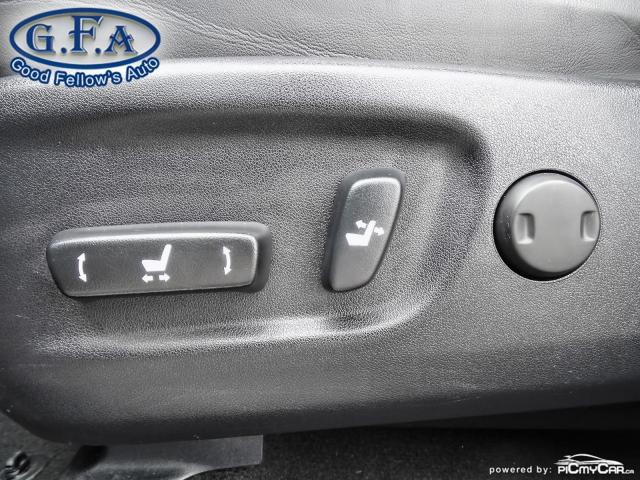 2018 Lexus NX F SPORT3, LEATHER SEATS, SUN ROOF, NAVIGATION, LDW Photo9