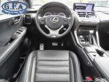 2018 Lexus NX F SPORT3, LEATHER SEATS, SUN ROOF, NAVIGATION, LDW Photo38