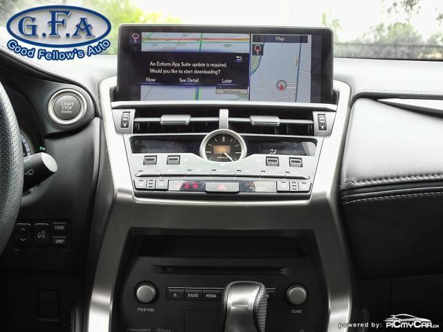 2018 Lexus NX F SPORT3, LEATHER SEATS, SUN ROOF, NAVIGATION, LDW Photo15