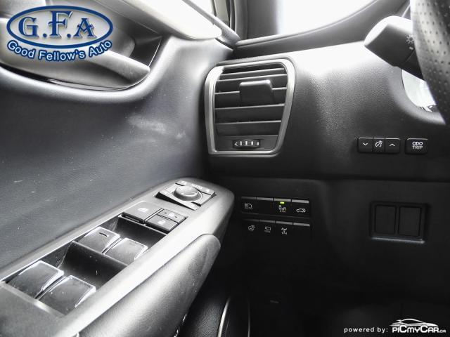 2018 Lexus NX F SPORT3, LEATHER SEATS, SUN ROOF, NAVIGATION, LDW Photo19