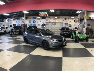Used 2014 Volkswagen Jetta 2.0L TRENDLINE+AUT0MATIC A/C H/SEATS CRUSIE 137K for sale in North York, ON
