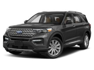 New 2021 Ford Explorer LIMITED for sale in Salmon Arm, BC