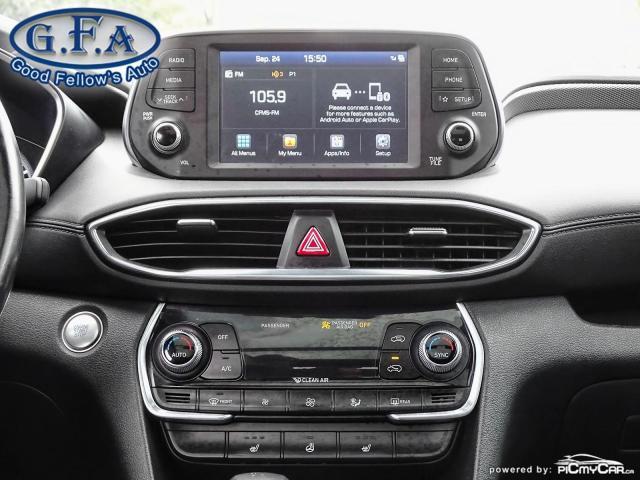 2019 Hyundai Santa Fe Auto Financing Available ..! Photo14