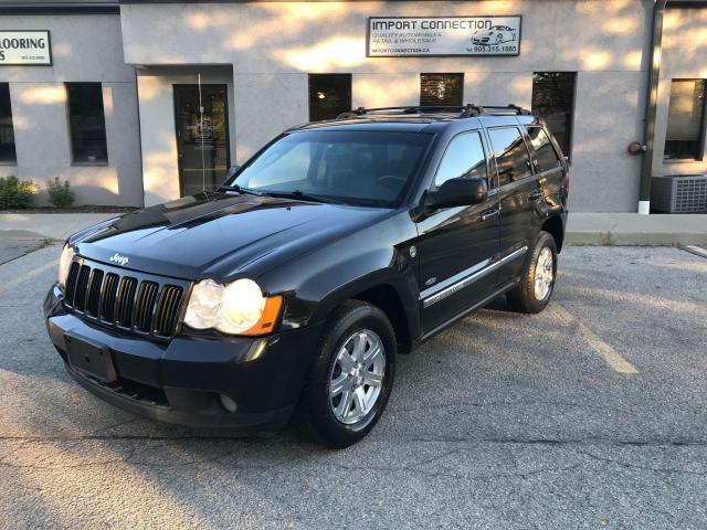 2008 Jeep Grand Cherokee Laredo, 3.0L DIESEL,SUNROOF,CERTIFIED !!