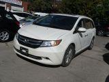 Photo of White 2014 Honda Odyssey