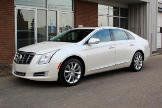 Used 2014 Cadillac XTS Luxury 4 - AWD - LOCAL VEHICLE for sale in Saskatoon, SK