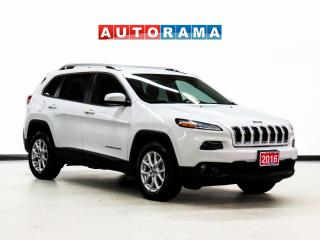 Used 2016 Jeep Cherokee North 4WD Bluetooth for sale in Toronto, ON