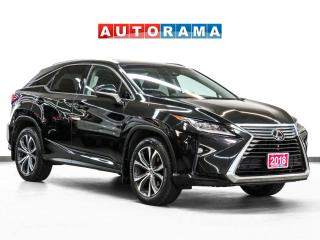 Used 2018 Lexus RX 350 RX 350 AWD Leather Navigation Heated Seats for sale in Toronto, ON