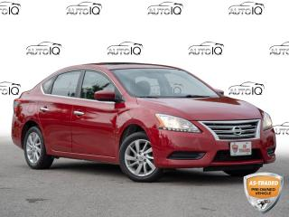 Used 2014 Nissan Sentra 1.8 SV AS TRADED SPECIAL | YOU SAFETY YOU SAVE for sale in Welland, ON