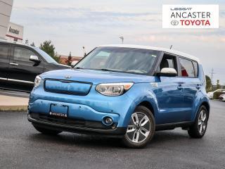 Used 2018 Kia Soul EV EV Luxury EV LUXURY | ELECTRIC | ONE OWNER for sale in Ancaster, ON