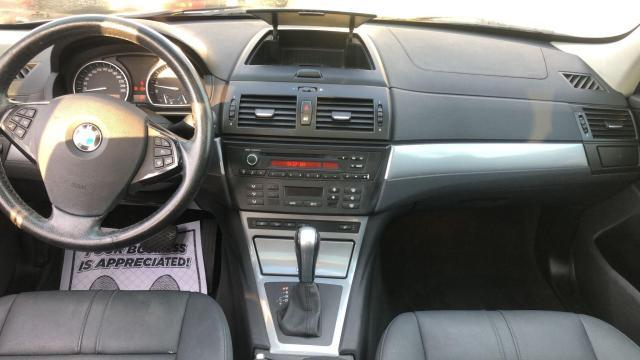 2009 BMW X3 AWD, LEATHER SEATS, PANROOF, HEATED SEATS, 3L 6CYL Photo6