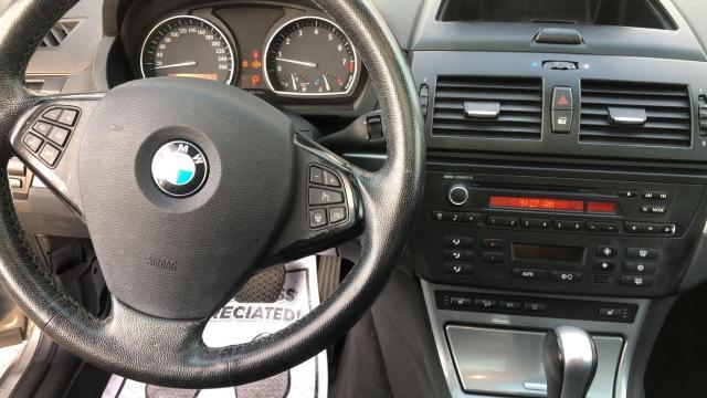 2009 BMW X3 AWD, LEATHER SEATS, PANROOF, HEATED SEATS, 3L 6CYL Photo7