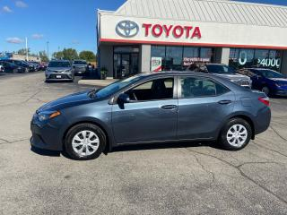 Used 2015 Toyota Corolla CE for sale in Cambridge, ON