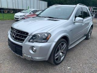 Used 2011 Mercedes-Benz M-Class ML 63 AMG for sale in Oshawa, ON