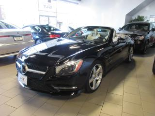 Used 2014 Mercedes-Benz SL-Class SL 550 for sale in Markham, ON