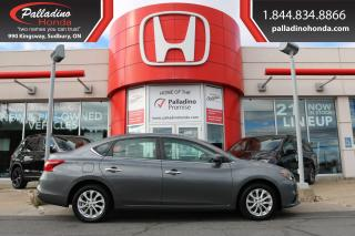 Used 2019 Nissan Sentra - NEW FRONT PADS AND ROTORS - for sale in Sudbury, ON