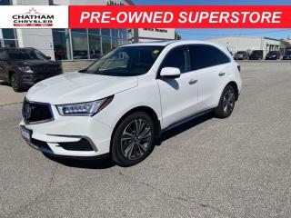 Used 2020 Acura MDX Tech for sale in Chatham, ON