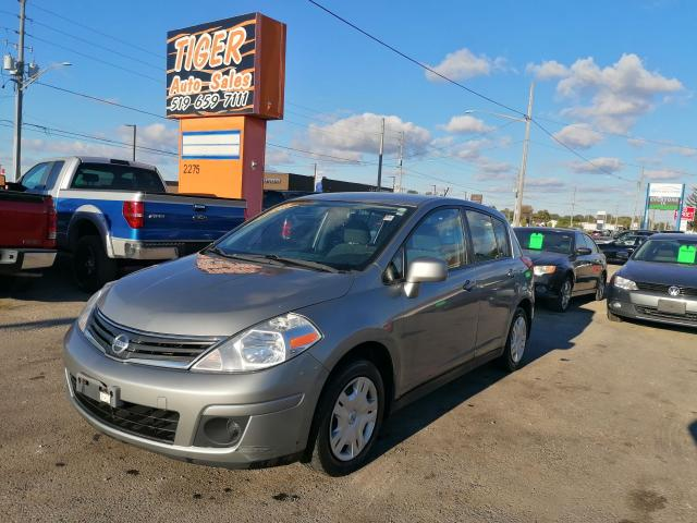 2011 Nissan Versa 1.8 S*ONLY 185KMS*GREAT ON FUEL*AUTO*CERT