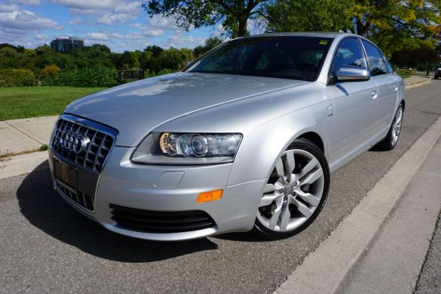 2007 Audi S6 IMMACULATE / CARBON TRIM/ NO ACCIDENTS / TECH PACK