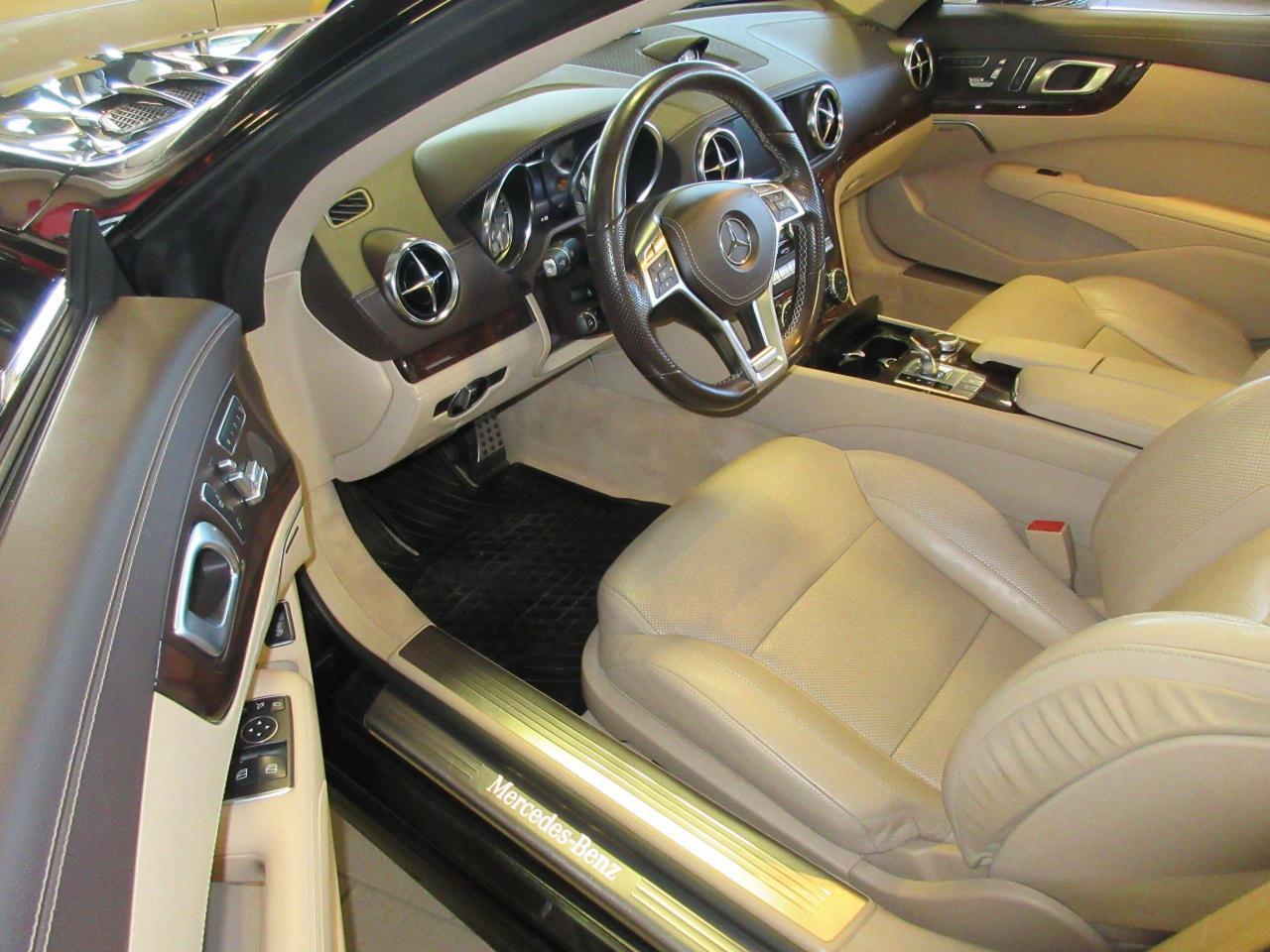 2014 Mercedes-Benz SL-Class