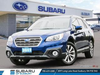 Used 2017 Subaru Outback 3.6R Touring for sale in Sudbury, ON