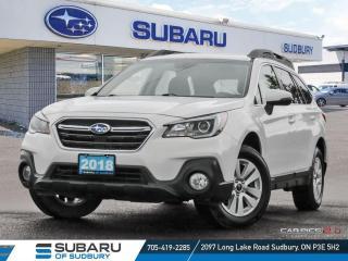 Used 2018 Subaru Outback 2.5i Touring for sale in Sudbury, ON