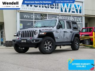 Used 2018 Jeep Wrangler Unlimited Unlimited Rubicon Cold Weather Package for sale in Kitchener, ON