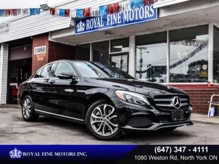 Used 2018 Mercedes-Benz C-Class C 300 4MATIC Sedan for sale in Toronto, ON