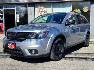 Used 2016 Dodge Journey FWD 4DR SXT for sale in Bowmanville, ON