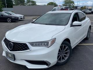 Used 2018 Acura TLX Tech.Navi.Camera.BlindSpot.LaneKeep.RadarCruise for sale in Kitchener, ON