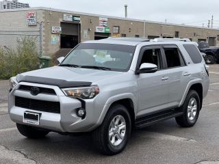 Used 2017 Toyota 4Runner SR5 Navigation /Sunroof /Leather /7Pass for sale in North York, ON