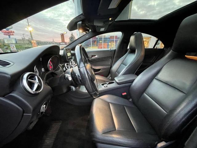 2014 Mercedes-Benz CLA-Class CLA 250 AWD AMG LEATHER /PANORAMIC SUNROOF/CAMERA Photo8
