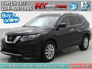 Used 2020 Nissan Rogue S for sale in Winnipeg, MB