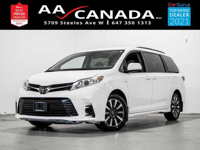 2018 Toyota Sienna All Wheel Drive