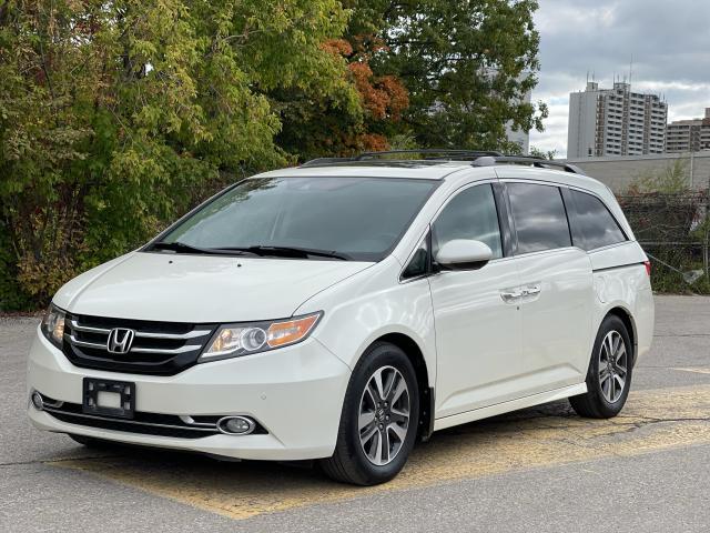 2016 Honda Odyssey