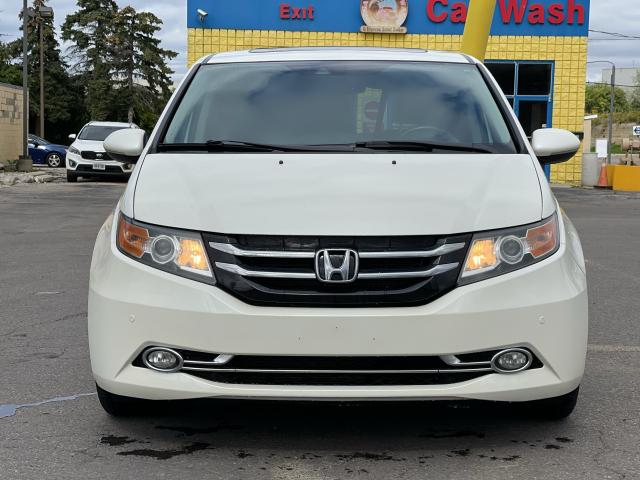 2014 Honda Odyssey Touring Navigation /Sunroof /DVD /8 Pass Photo8