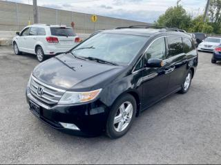 Used 2013 Honda Odyssey Touring Navigation/Sunroof /DVD /8 Pass for sale in North York, ON