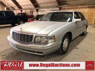 Used 1999 Cadillac DeVille Base for sale in Calgary, AB