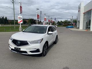 Used 2020 Acura MDX Tech SH-AWD for sale in Pickering, ON