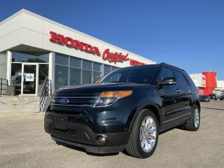 Used 2014 Ford Explorer Limited 4WD | SUNROOF | NAVI | for sale in Winnipeg, MB