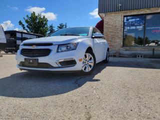 Used 2016 Chevrolet Cruze LT for sale in Kincardine, ON