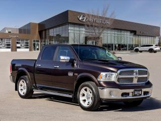 Used 2016 RAM 1500 Longhorn | Heated & Cooled Seats | Navigation | for sale in Winnipeg, MB