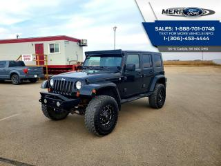 Used 2008 Jeep Wrangler Sahara for sale in Carlyle, SK